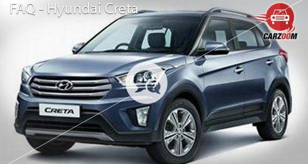 Hyundai Creta FAQ