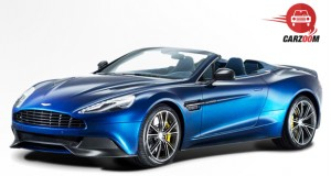 Aston Martin DB9 Volantine Exterior Side View