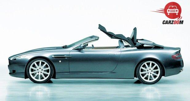 Aston Martin DB9 Volantine Side View