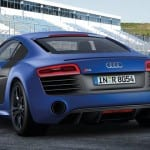 Audi R8 V10 Plus Exterior Back View
