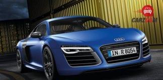 Audi R8 V10 Plus Exterior Front View