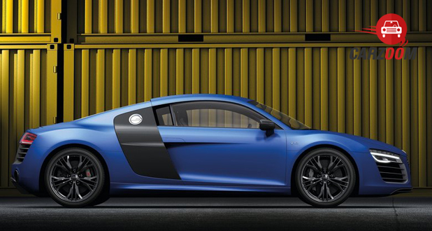 Audi R8 V10 Plus Exterior Side View