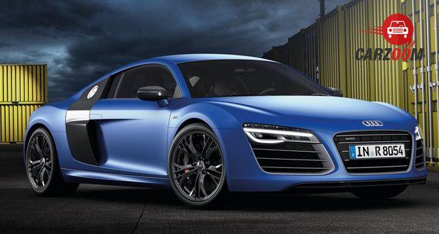 Audi R8 V10 Plus Exteriors