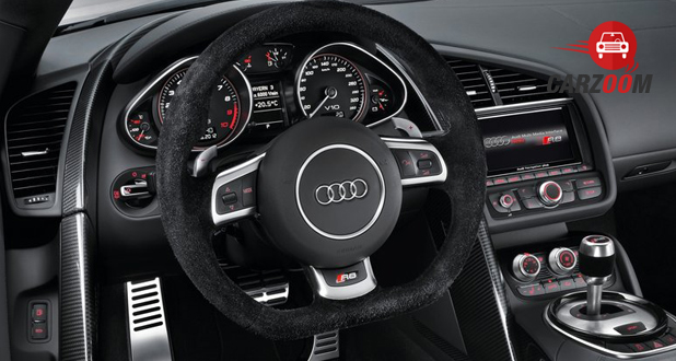 Audi R8 V10 Plus Steering Wheel