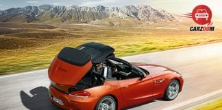 BMW Z4 Roadster Exterior View