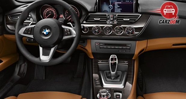 BMW Z4 Roadster Interior Dashboard