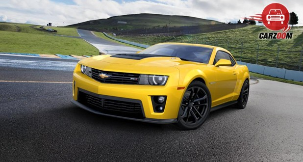 Chevrolet Camaro ZL 1 Front View