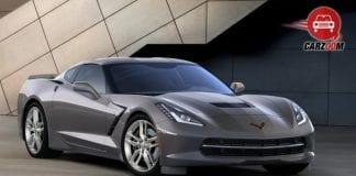 Chevrolet Corvette Stingray Exterior Front View