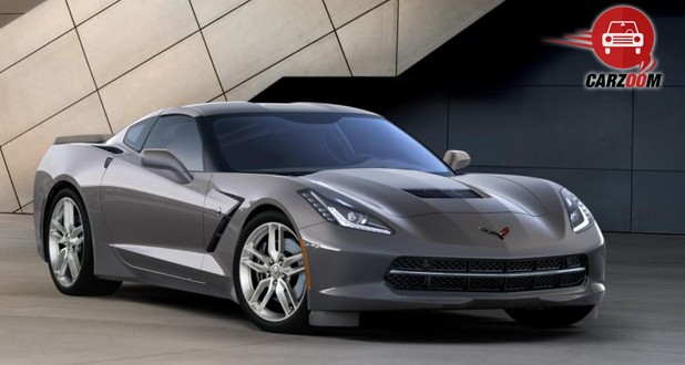 Chevrolet Corvette Stingray Exterior Front View