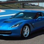 Chevrolet Corvette Stingray Exterior Side View