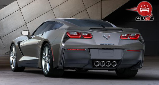 Chevrolet Corvette Stingray Exteriors Back