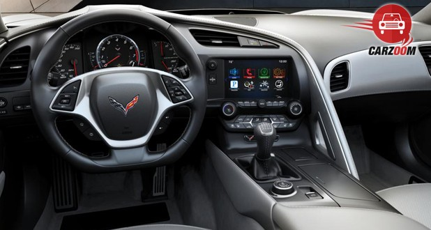 Chevrolet Corvette Stingray Interior Dashboard