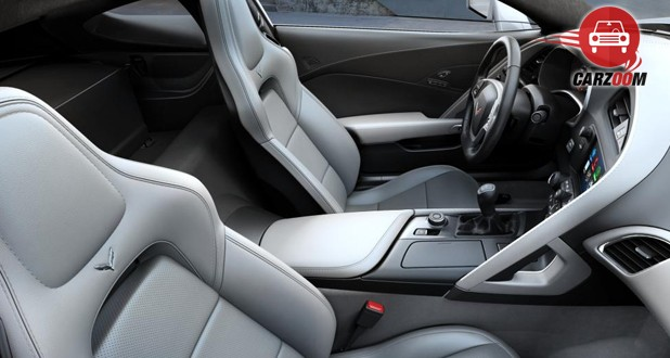Chevrolet Corvette Stingray Interior View