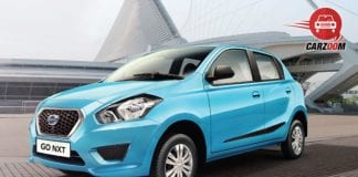 Datsun GO NXT Limited Edition Exterior View