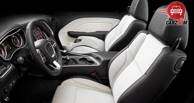Dodge Challenger SRT Hellcat Interior Dashboard