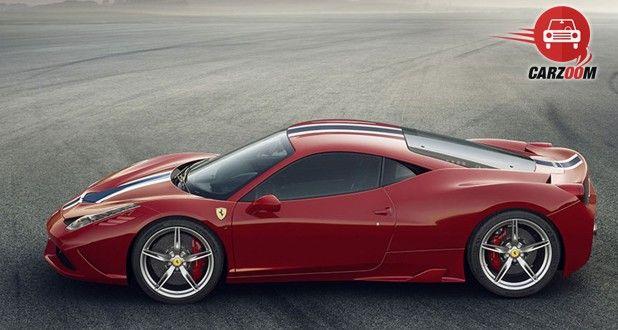 Ferrari 458 Speciale Exteriors