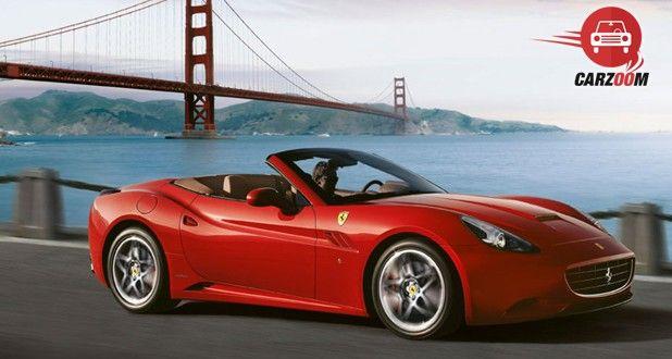 Ferrari California T Exteriors