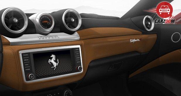 Ferrari California T Interiors