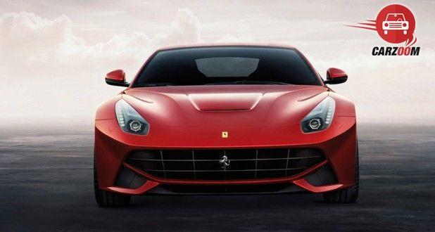 Ferrari F12 Berlinetta Exterior Front View