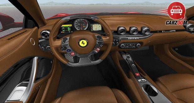Ferrari F12 Berlinetta Interior Dashboard