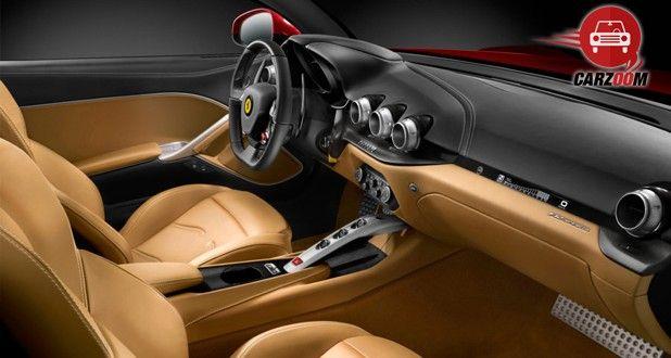 Ferrari F12 Berlinetta Interior View