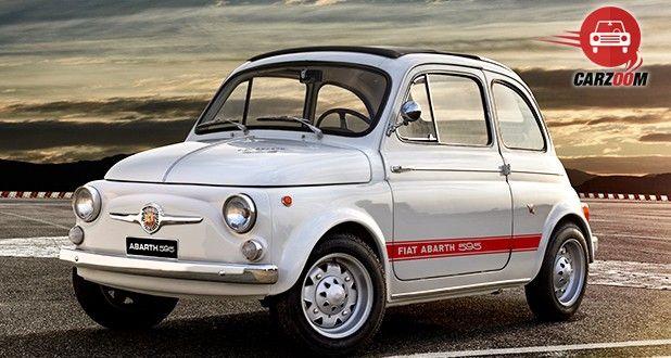Fiat Abarth 595 Competizione Exterior Front View