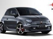 Fiat Abarth 595 Competizione Exteriors