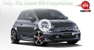 Fiat Abarth 595 Competizione FAQ