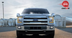 Ford F-150 Exterior Front View