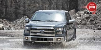 Ford F-150 Exterior View
