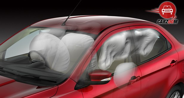 Ford Figo Aspire Airbag Safety