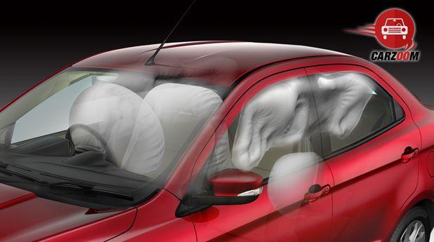 Ford Figo Aspire Airbag Safety