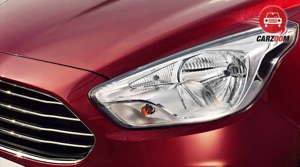 Ford Figo Aspire Front Light View