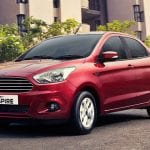 Ford Figo Aspire Side View