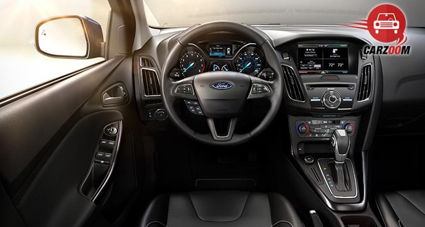 Ford Focus Interior View