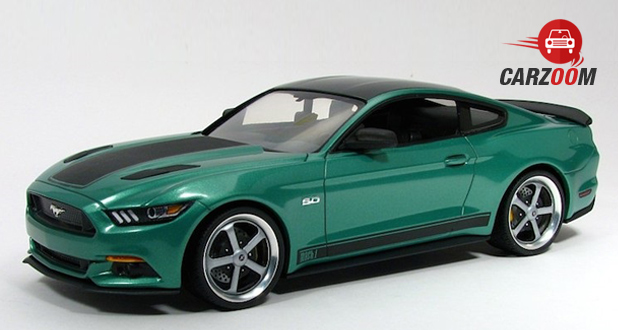 Ford Mustang Mach 1 Exterior Green Color