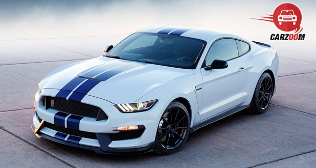 Ford Shelby GT350 Exterior