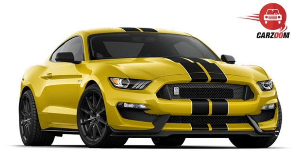 Ford Shelby GT350 Exterior View