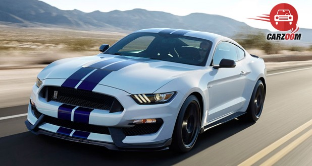 Ford Shelby GT350 Exterior White