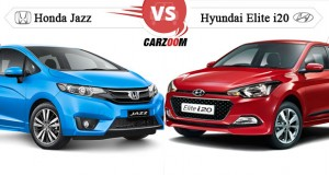 Hyundai Elite i20 Vs Honda Jazz