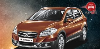 Maruti Suzuki S Cross Exterior Brown Color