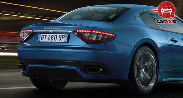 Maserati Gran Turismo Exterior Back View