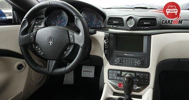 Maserati Gran Turismo Interior Dashboard