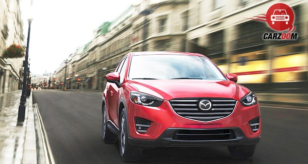 Mazda CX- 5 Exteriors Front View