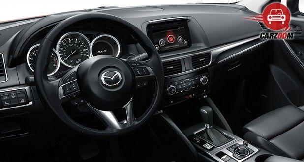 Mazda CX-5 Interior Dashboard