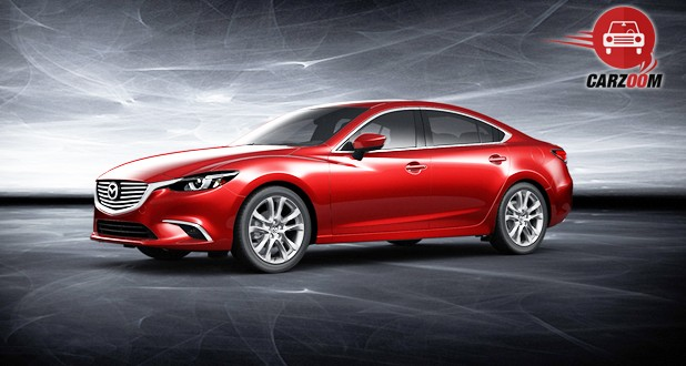 Mazda6 Exterior Side View