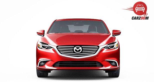 Mazda6 Exteriors Front View