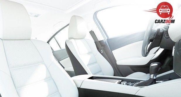Mazda6 Interior View