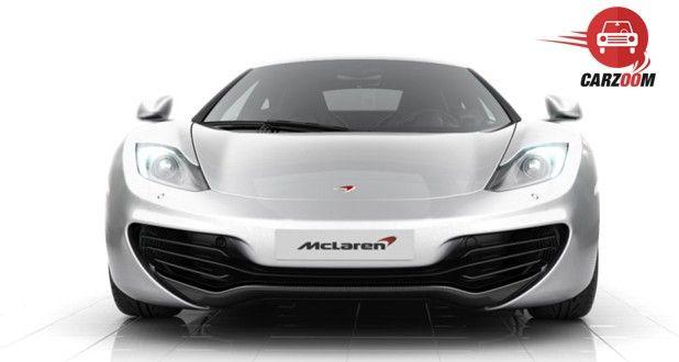 McLaren MP4 12C Exterior Front View