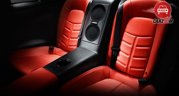 Nissan GT-R AMS Interior Seat View